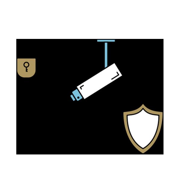 Alarme et système de sécurité