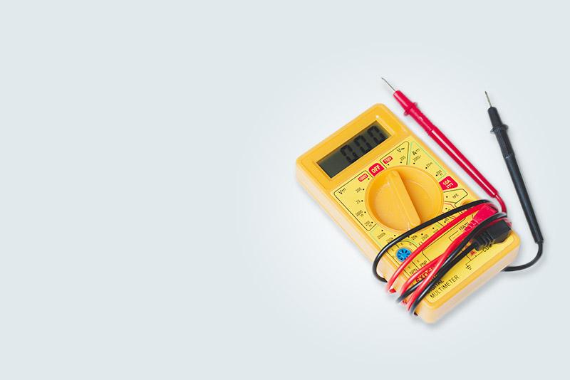 Ampermètre électricien